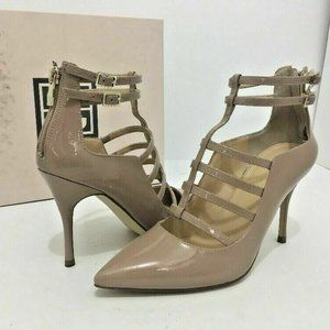 🆕Ivanka Trump Pointed Toe Ankle Strap Pump Patent